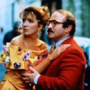 Natasha Richardson and Bob Hoskins