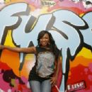 "Naturi Naughton Visits fuse TV's ""The Hip Hop Show"""