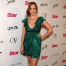 Andrea Bowen - Star Magazine's 5th Anniversary Celebration 10/13/09