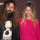 Rob and Sheri Zombie