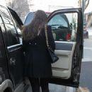 Mischa Barton - Leaves Her Hotel In New York, 2010-01-21