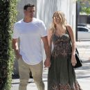 Ryan Lochte seen leaving a lunch outing in West Hollywood, California on March 24, 2017 - 444 x 600
