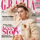 Margot Robbie – Grazia France Magazine (September 2019)