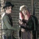 Taylor Swift and Reeve Carney