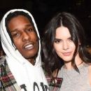 Kendall Jenner and Asap Rocky - 454 x 255