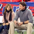 Callie Thorne and Marc Blucas