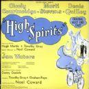 High Spirits (musical) Original 1964 Broadway Cast. Hugh Martin - 454 x 457