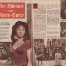 The Hunchback of Notre Dame - Mein Film Magazine Pictorial [Austria] (3 August 1956) - 454 x 312