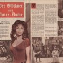 The Hunchback of Notre Dame - Mein Film Magazine Pictorial [Austria] (3 August 1956)