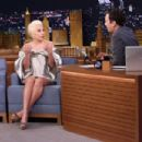 Lady Gaga - The Tonight Show Starring Jimmy Fallon (2015) - 454 x 302