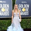 Molly Sims – 77th Annual Golden Globe Awards in Beverly Hills - 454 x 681