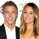 Derek Hough and Lauren Conrad