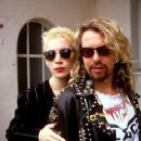 David A. Stewart and Annie Lennox