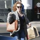 Amy Adams – Shopping in Beverly Hills 12/20/ 2016