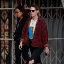 Kristen Stewart in Casual out in LA