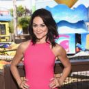 Actress Camille Guaty attend the event for MTV's 'Happyland' at Pacific Park on the Santa Monica Pier on September 24, 2014 in Santa Monica, California