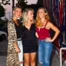 Kendra Wilkinson has a Girls Night Out at Craigs - 454 x 691