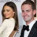 Evan Spiegel and Miranda Kerr - 454 x 255