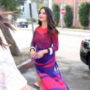 Olivia Munn – Arrives at Elizabeth Glaser Pediatric Aids Foundation's 30th Anniversary in Cilver City