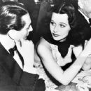 Hedy Lamarr and Reginald Gardiner