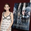 Zoey Deutch – Arriving to a screening of 'Before I Fall' in Los Angeles February 14, 2017