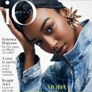 Unknown - Io Donna Magazine Cover [Italy] (4 April 2020)