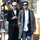Lucy Boynton and Rami Malek Out in New York 03/11/2019 - 454 x 682