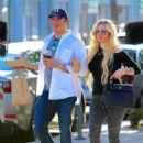 Avril Lavigne and boyfriend Phillip Sarofim – Out in Beverly Hills