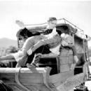 Barbara with Gene Autry in Sagebrush Troubadour