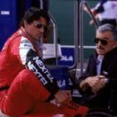 Sylvester Stallone and Burt Reynolds in Warner Brothers' Driven - 2001