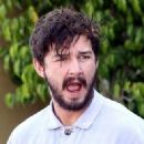 Shia LaBeouf was spotted grabbing coffee yesterday,August 8, in Los Angeles