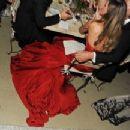 The Metropolitan Museum of Art's Costume Institue Benefit celebrating ALEXANDER MCQUEEN: Savage Beauty Exhibition - Inside  The Metropolitan Museum of Art, NYC  Mon, 02 May 2011
