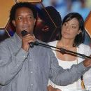 Pedro Martinez and Carolina Cruz