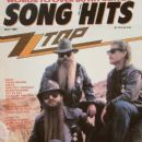 Frank Beard, Billy Gibbons, Dusty Hill - Song Hits Magazine Cover [United States] (May 1986)