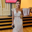 Zulay Henao At Nclr Alma Awards 2014