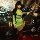 Blac Chyna at the Masquerade Launch for Conceal Virgin Hair in Atlanta Georgia - October 29, 2015 - 454 x 457