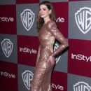Anne Hathaway - InStyle/Warner Brothers Golden Globes Party at The Beverly Hilton hotel on January 16, 2011 in Beverly Hills, California