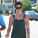Ashley Greene Meeting Friends For Lunch In Los Angeles