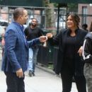 Mariska Hargitay – On The Set of 'Law and Order: Special Victims Unit' in New York - 454 x 678