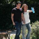Jennifer Love Hewitt - Toluca Lake Candids, 23.08.2008.