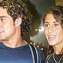 Elena Tablada and David Bisbal