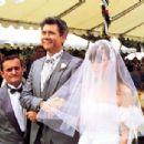 John Larroquette and Kim Basinger