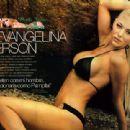 Evangelina Anderson - Gente Magazine January 19 2010
