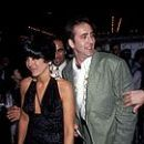 Maria Alonso and Nicolas Cage