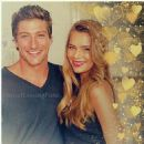 Indiana Evans and Daniel Lissing - 454 x 454