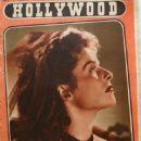 Katharine Hepburn - Hollywood Magazine Cover [Italy] (23 August 1947)