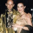 Moby and Natalie Portman - 454 x 454