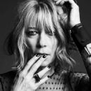 Kim Gordon for Saint Laurent Paris Pre Fall 2013 Ad Campaign - 454 x 643
