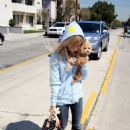 Ashley Tisdale - In Hollywood - March 18 2008