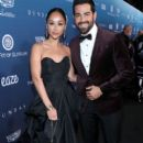 Cara Santana attends Michael Muller's HEAVEN, presented by The Art of Elysium on January 05, 2019 in Los Angeles, California